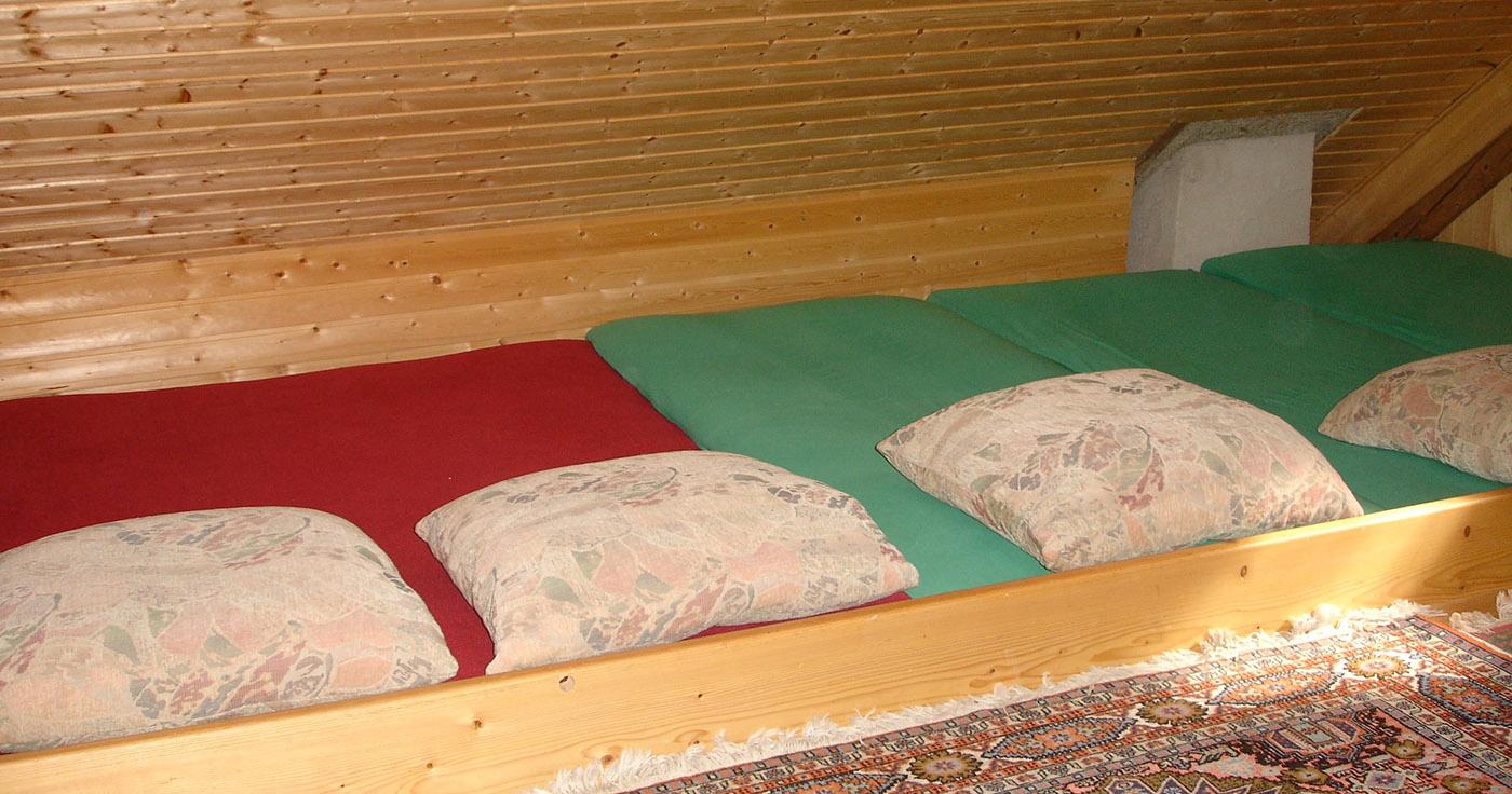 Ruchweid Matratzenlager
