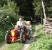 Ruchweid-Video Holzlager wird gefüllt
