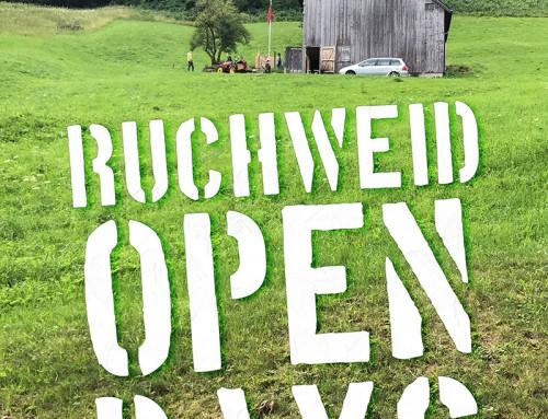 6. Ruchweid-Open-Days 2020